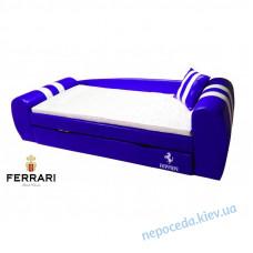 Ліжко-диван GRAND Ferrari синій