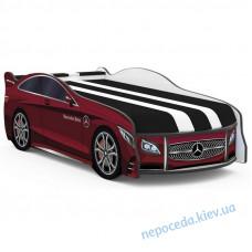 Детская кровать машина SPACE Mercedes-BENZ красная