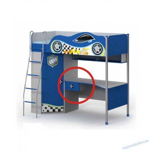 Кровать-чердак + стол Driver