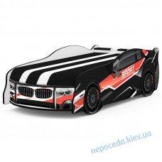 Машина кровать Space BMW SPORT красный