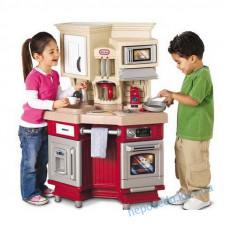Детская кухня Master Chef (красная)