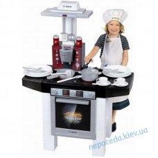 Кухня Bosch Style с эспрессо-машиной и аксессуарами