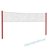 Стойки волейбольные без сетки