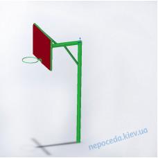 Баскетбольна стійка зі щитом 270см