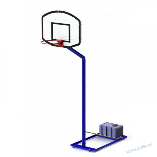 Баскетбольная стойка стритбольная