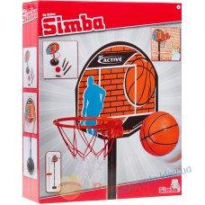 """Набор детский """"Баскетбол"""" с корзиной"""