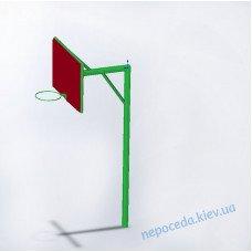 Баскетбольная стойка со щитом 270см