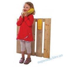 Телефон дитячий пластиковий ігровий для дитячих майданчиків