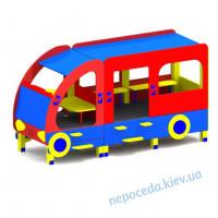 """Гимнастический Комплекс """"Автобус"""" для детей"""