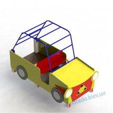 Машинка с лестницей на площадку