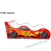 Детские Кровати-машина Маквин Драйв-95 удлинённая (160см)