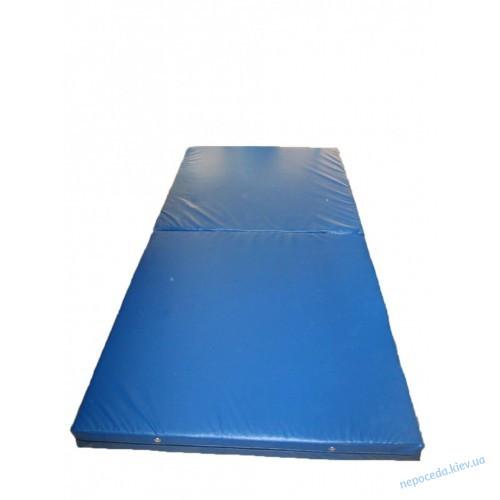 Мат гимнастический в одно сложение 200*100*10см