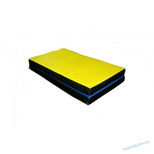 Складывающийся мат двухметровый (8см толщина)