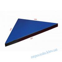 Мат гимнастический «Угловой» 120х170 см