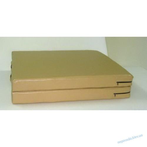 Спортивные маты двойные 100 на 200см (8ка) Книжка