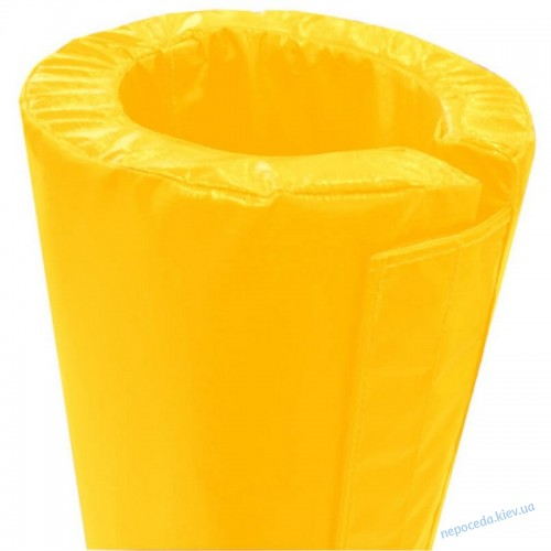 Мягкая защита на колонну круглая