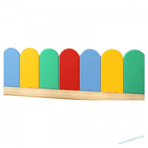 Мягкая защита на стену №1