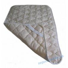 Наматрасник на резинке белый (любой размер)