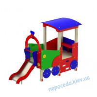 """Детский игровой комплекс """"Паровозик"""" на детскую площадку"""