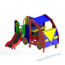 """Детский игровой комплекс """"Авто"""" на детскую площадку"""
