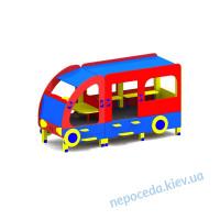 """Детский игровой комплекс """"Автобус"""" на детскую площадку"""