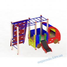 """Детский игровой комплекс """"Авто-гимнаст"""" на детскую площадку"""