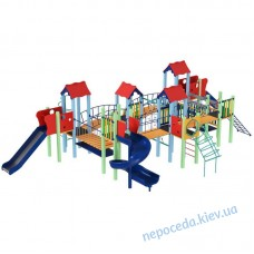 Детский комплекс Остров для площадки
