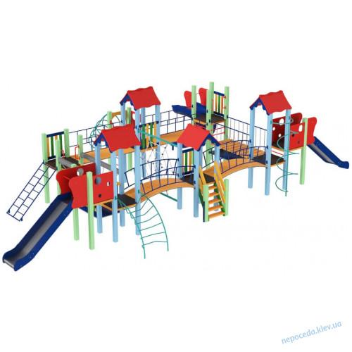 Детская площадка Остров уличная