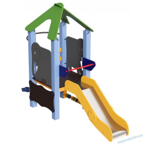 Детский комплекс Elephant 0,6 м для площадки