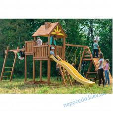 Детская игровая площадка мультибашня Вертикаль