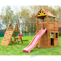 Детская площадка Крепость независимости деревянная