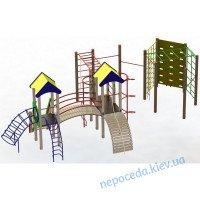 """Игровой комплекс """"Мария Непоседа"""" для улицы"""