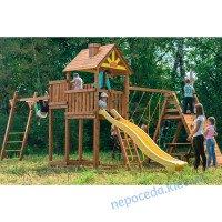 Дитячий ігровий майданчик мультібашня Вертикаль