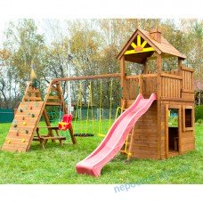 Ігровий комплекс Фортеця незалежності на дитячий майданчик