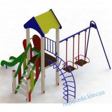 """Детский игровой комплекс """"Кузя"""". Площадка детская для улицы"""