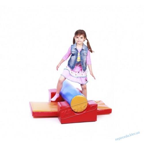 Детский игровой тренажер Барьер