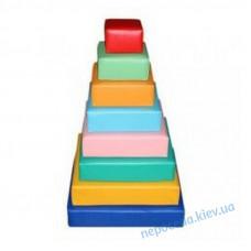 Детский набор Пирамидка