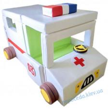 Детский модуль-трансформер Скорая помощь