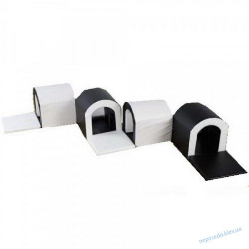Детский набор тоннелей Путаница