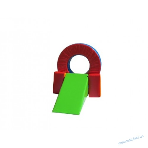 Полоса препятствий 1 из мягких модулей