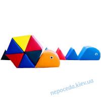 Детский модуль-трансформер Улитка