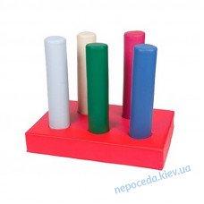 Модули мягкие в наборе KIDIGO Частокол