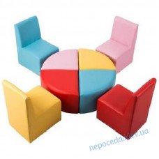 Дитячий набір меблів Бесіда