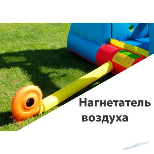 """Надувной батут для детей """"Весёлый праздник"""""""