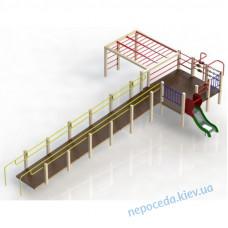 Игровой комплекс для детей с ОФВ