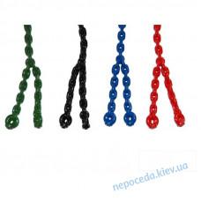 Набор цепов с покрытием из резины для качелей 180 см