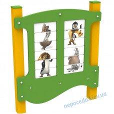 Игровая панель Зверушки