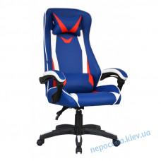 Кресло офисное ExtremeRace black/dark blue