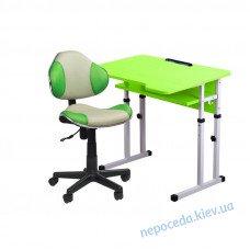 Парта + кресло-трансформер Дружба комплектом