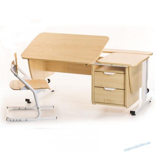 """Парта растущий компьютерный стол """"Школьник"""""""